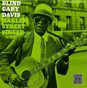 Harlem Street Singer album cover