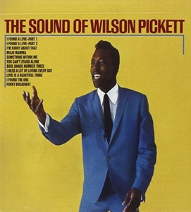 The Sound Of Wilson Pickett album cover