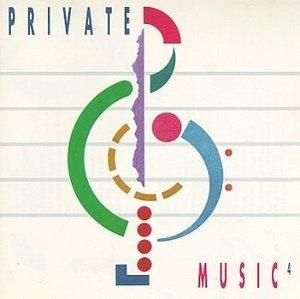 Private Music Sampler Vol.4 album cover