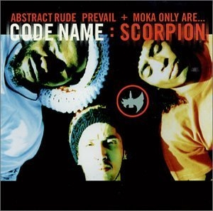Code Name: Scorpion album cover