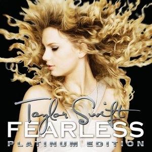 Fearless (Platinum Edition) album cover