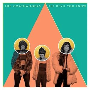 The Devil You Know album cover