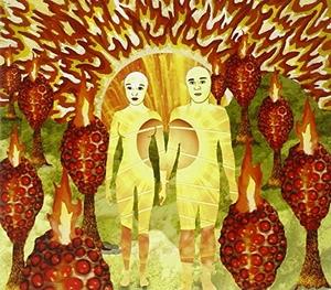 The Sunlandic Twins album cover