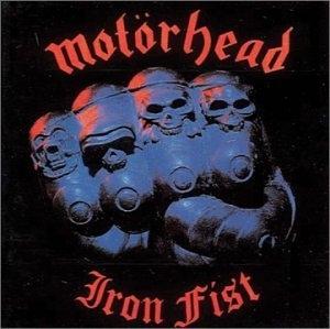 Iron Fist album cover