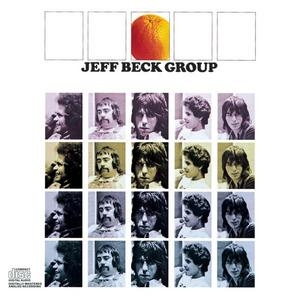 Jeff Beck Group album cover