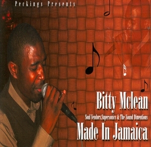 Made In Jamaica album cover