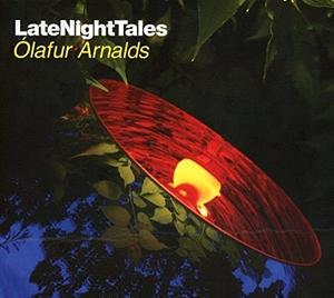 LateNightTales: Ólafur Arnalds album cover