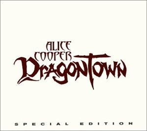 Dragontown album cover