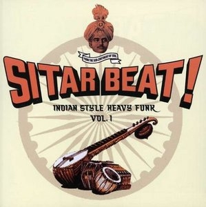 Sitar Beat! Indian Style Heavy Funk Vol. 1 album cover