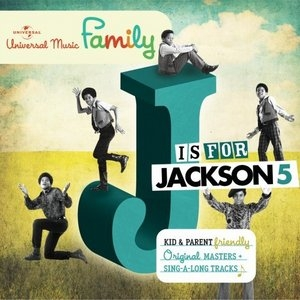 J Is For Jackson 5 album cover