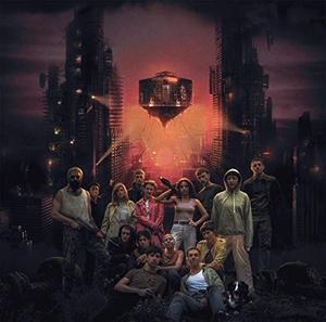PAIN OLYMPICS album cover