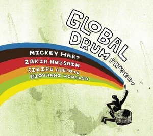 Global Drum Project album cover