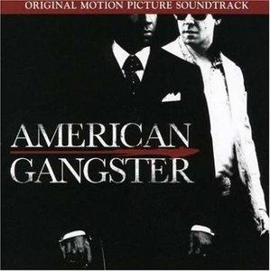 American Gangster: Original Motion Picture Soundtrack album cover