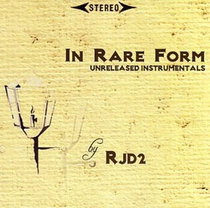 In Rare Form: Unreleased Instrumentals album cover