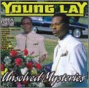 Unsolved Mysteries album cover
