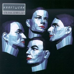 Electric Cafe album cover