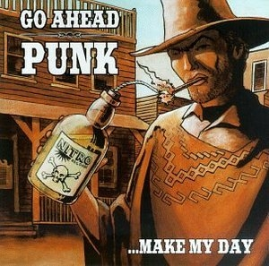 Go Ahead Punk...Make My Day album cover