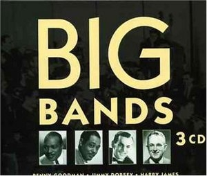 The Big Bands album cover