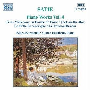Piano Works Vol. 4 album cover
