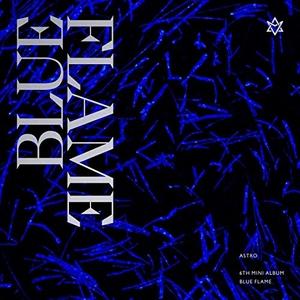 BLUE FLAME album cover