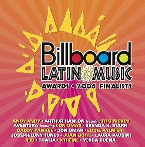 Billboard Latin Music Awards: 2006 Final... album cover
