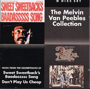 The Melvin Van Peebles Collection album cover