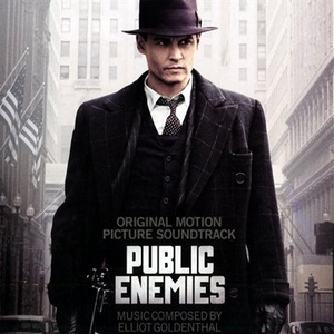 Public Enemies (Original Motion Picture Soundtrack) album cover