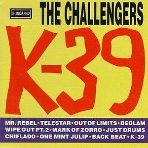 K-39 album cover