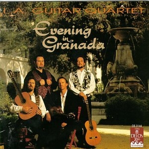 Evening In Granada album cover