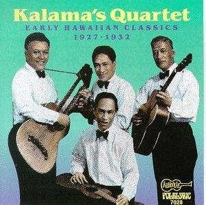 Early Hawaiian Classics 1927-1932 album cover