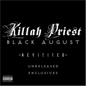 Black August Revisited album cover