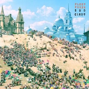 Sun Giant EP album cover