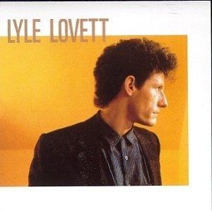 Lyle Lovett album cover