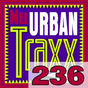 ERG Music: Nu Urban Traxx, Vol. 236 (May 2017) album cover
