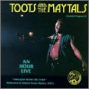 An Hour Live album cover