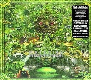 Intonarumori album cover