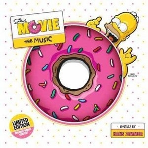 The Simpsons (Movie Original Soundtrack) album cover