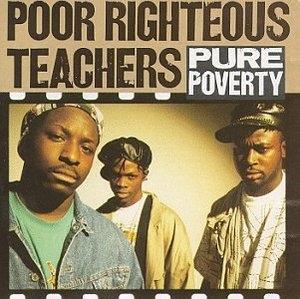 Pure Poverty album cover