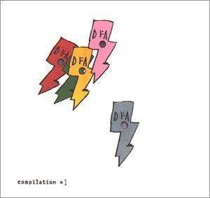 DFA Compilation No.1 album cover