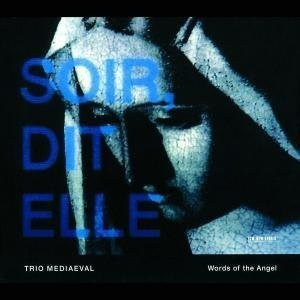 Words Of The Angel album cover