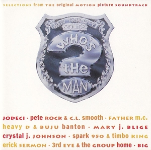Who's The Man? (Original Motion Picture Soundtrack) album cover
