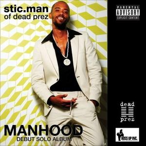 Manhood album cover