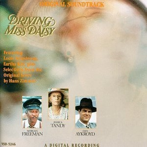 Driving Miss Daisy: Original Motion Picture Soundtrack album cover