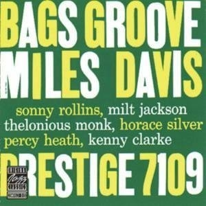 Bags' Groove album cover