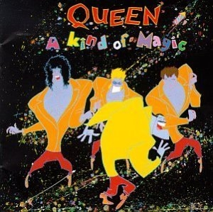 A Kind Of Magic album cover