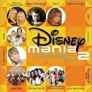 Disneymania 2: Music Stars Sing Disney...Their Way! album cover