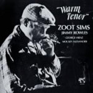 Warm Tenor album cover