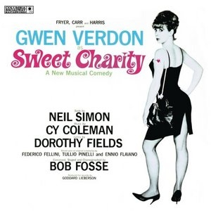 Sweet Charity (1966 Original Broadway Cast)  album cover