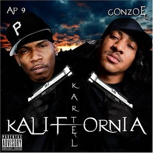Kartel Kalifornia album cover