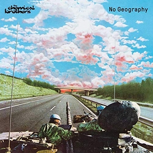 No Geography album cover
